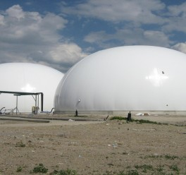 Membrane Type Gas Holders